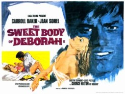 Sweet body of Deborah poster