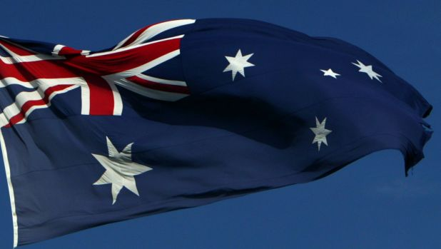 If the Australian flag itself was sighted was on the shores of Gallipoli, it was rare indeed.