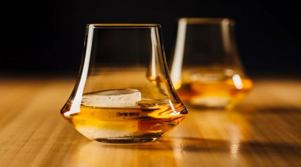 The Melbourne-created Denver & Liely Whisky Glass impressed the judges.