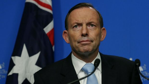Fairfax Media has been told Prime Minister Tony Abbott and Greg Sheridan first discussed the posting before the 2013 election.