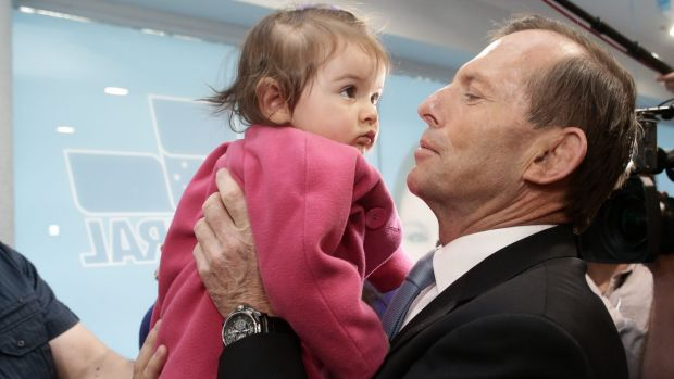 Tony Abbott's paid parental leave scheme could be the next election promise to be revised.