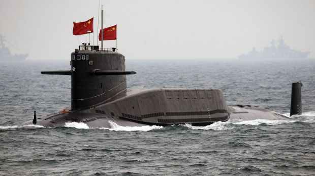 Image result for chinese navy in the south china sea