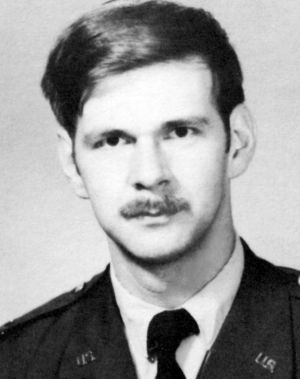 John Hagmann, pictured here in 1980, allegedly carried out experiments on US army cadets.