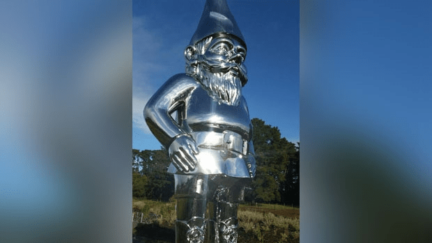 The chrome gnome is up.