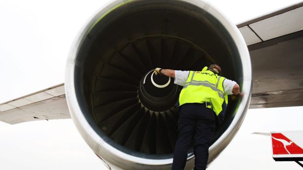 Aircraft engineering jobs are among those expected to become more affected by automation.