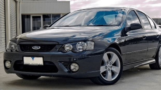 Police are seeking a car similar to this one in relation to the death of Toan Truong.