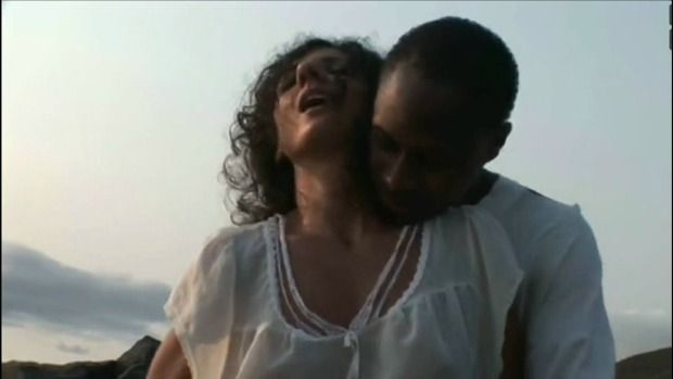 Mary Salem and Juba Sinkala in Mother Mary Sex & Death.