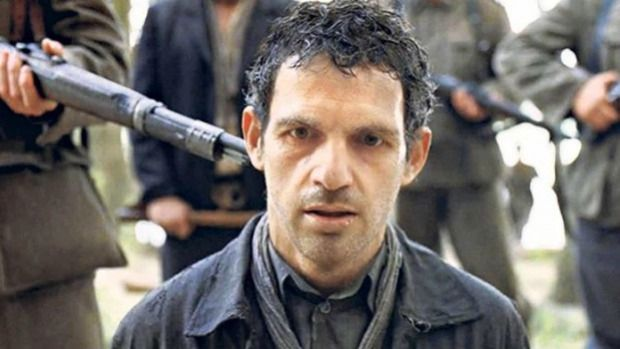 No escape: Auschwitz inmate Saul (Geza Rohrig) seeks humanity in the harrowing Hungarian Holocaust film Son of Saul.