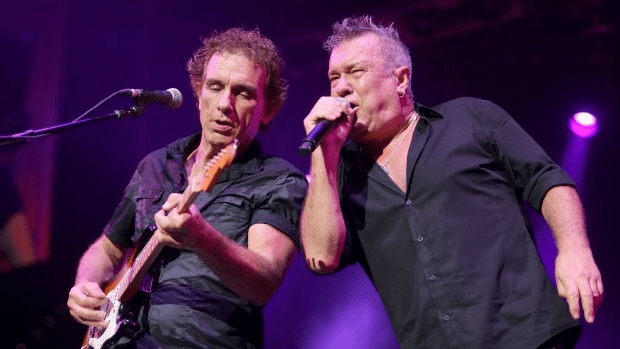 Cold Chisel has contributed to Aussie music for 40 yeras.