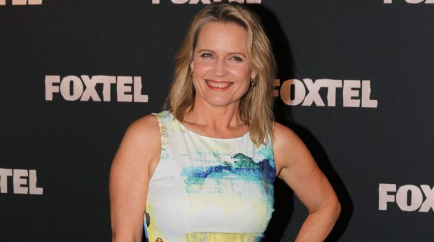 Shaynna Blaze at a Foxtel media event. Photo: Janie Barrett