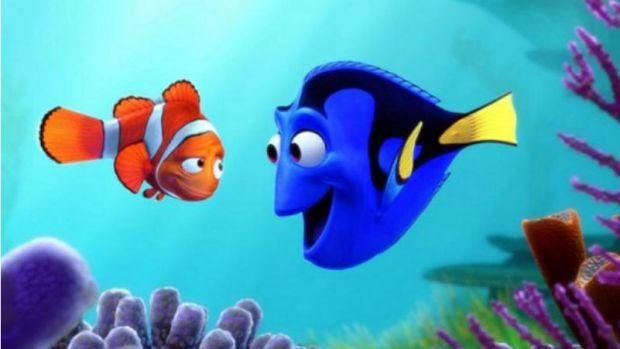 One more time: Marlin and Dory reunite for the unremarkable sequel Finding Dory.