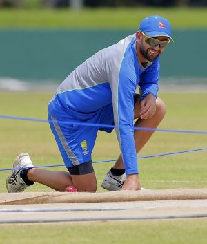 Australian cricketer Nathan Lyon is working to add extra options to his spin bowling ahead of the third Test in Sri Lanka.