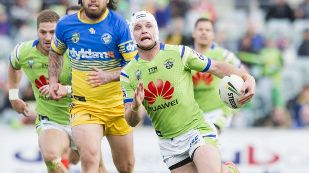 It's hard to argue with Raiders captain Jarrod Croker's form in 2016. But has he been their best player?