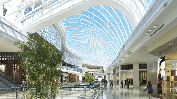 Renders of the Chadstone redevelopment