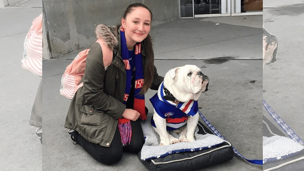 Bronte meets the Bulldogs