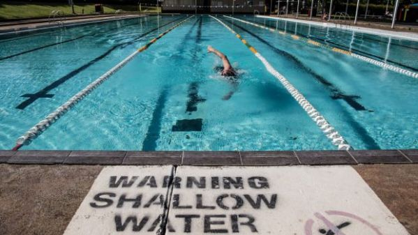 Pool closures back on the agenda under council administrator