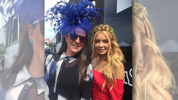 Donna Demaio and DJ Havana Brown