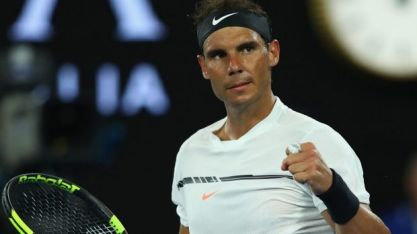 Image result for rafael nadal australian open 2017