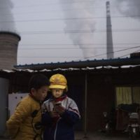 Last of Beijing coal power stations closes as Chinese leaders promise blue skies for all