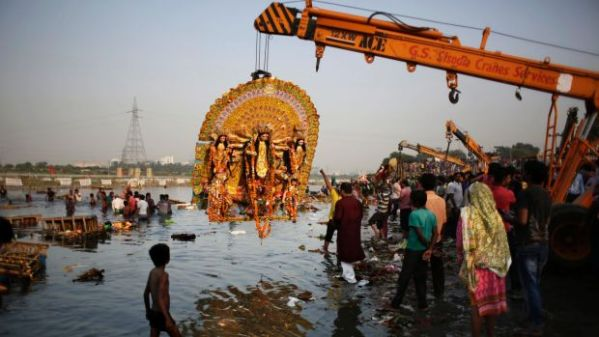 India's multibillion-dollar Ganges clean-up in disarray