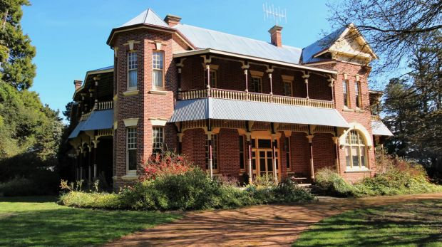 Located near Bombala, Burnima Homestead is reputedly home to several ghosts.