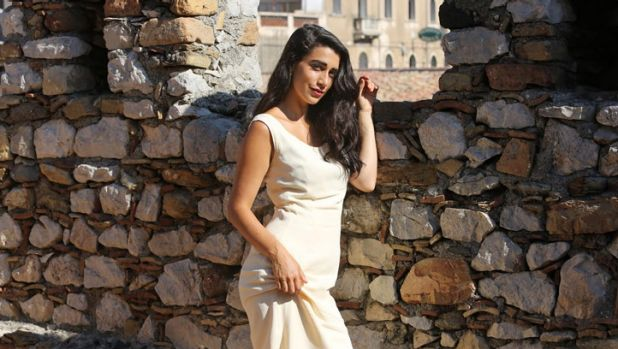 The 28-year-old grew up in Sorrento and now travels the world as a leading soprano.