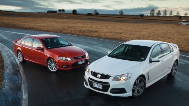 Bernhard believes Holden still has a major advantage over its rivals.