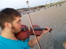 Rabbi B - The Violin