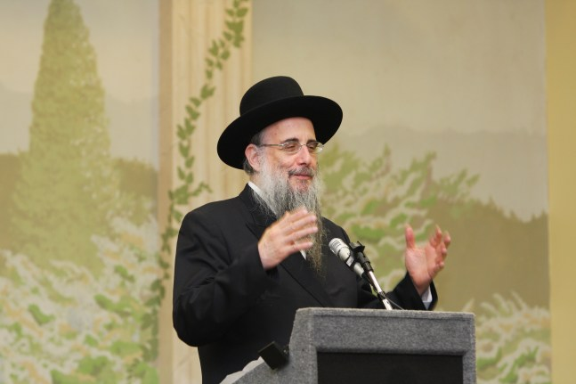 Rabbi Tauber