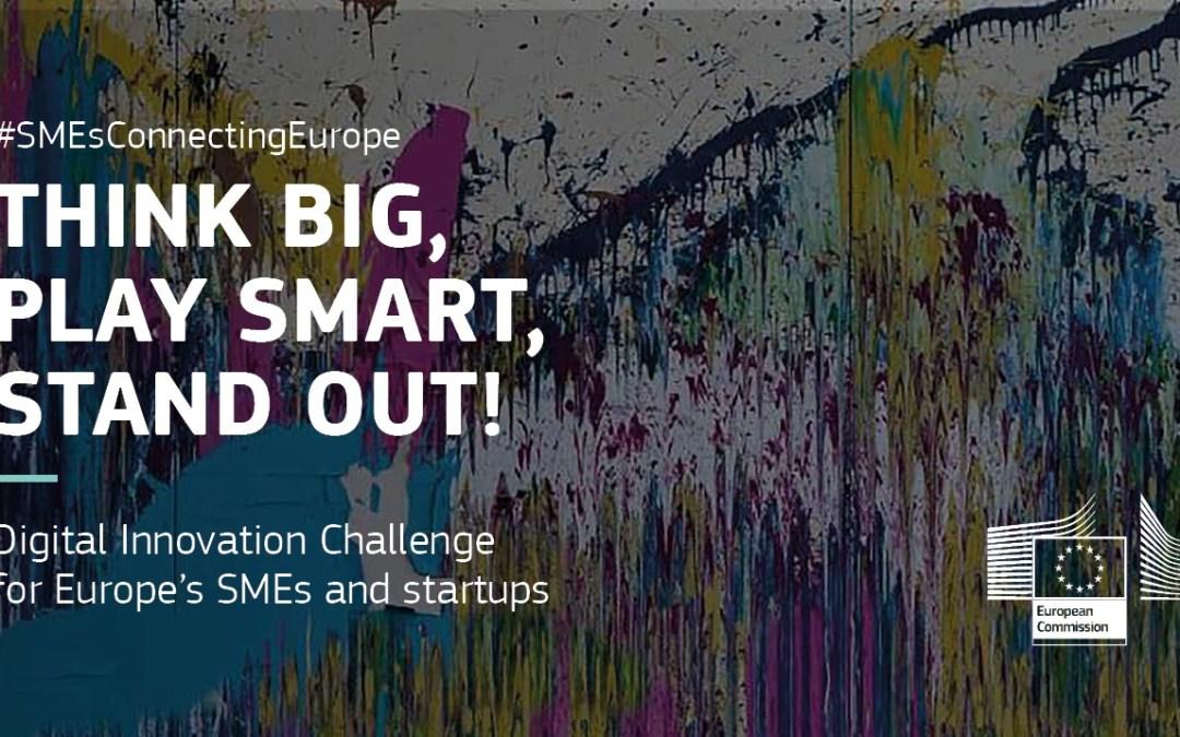 "La Commissione Europea lancia la ""Digital Innovation Challenge"""