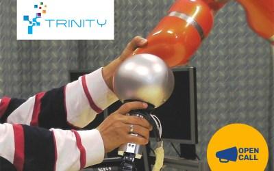 Trinity: nuovo bando a sostegno dei progetti di robotica delle PMI manifatturiere