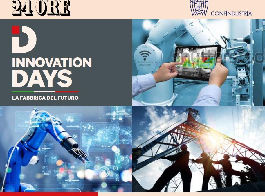 Continua in Emilia Romagna il viaggio del Sole 24 Ore e Confindustria che attraversa i territori italiani all'insegna dell'innovazione. Live Streaming 27 Maggio – Ore 09.30 – 16.30