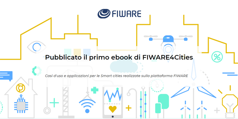 Pubblicato il primo eBook Fiware4Cities