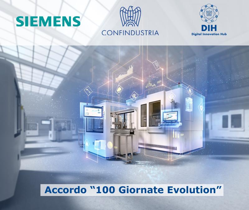 Digitale: rinnovato l'accordo tra Siemens e Confindustria fino al 2022, che prevede 100 giornate di formazione alle imprese associate al sistema
