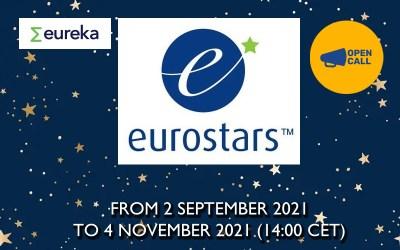 Ricerca industriale e progetti innovativi: aperto il nuovo bando Eurostars dedicato alle PMI – Scadenza: 4 novembre 2021