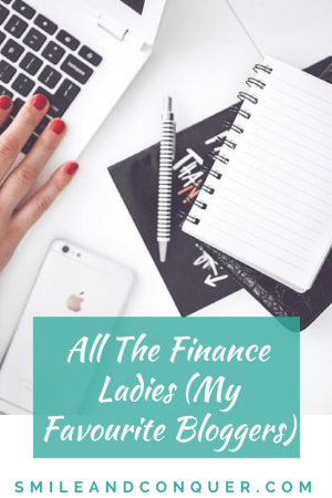 Female personal finance bloggers round-up