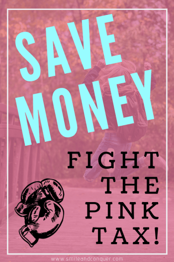 Did you know that women pay more for personal hygiene products? Learn how to fight back against the #pinktax and the #tampontax
