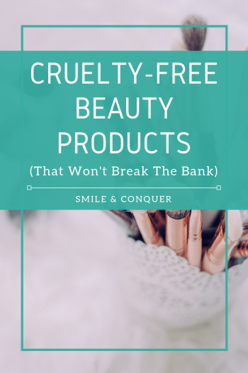 Looking for affordable cruelty free makeup? Here are five brands that are animal friendly, high quality and good bang for your buck.