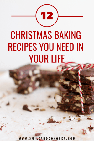 Feeling festive and ready to whip up some Christmas baking? Try out these 12 recipes this holiday season.