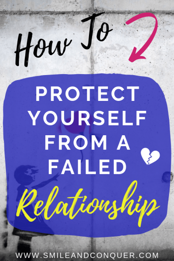 What would happen if your relationship failed? Do you have access to money? Find out 4 ways to protect yourself from a failed relationship.