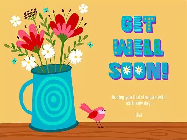 Get Well Messages | What to Write In Get Well Cards | Wishes & Quotes