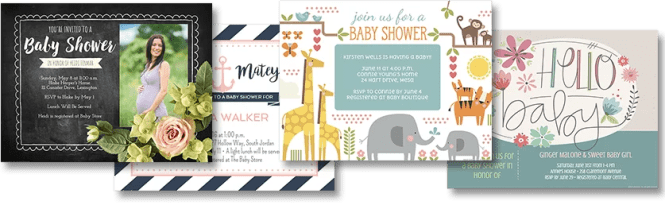 Create A Baby Shower Invitation Free