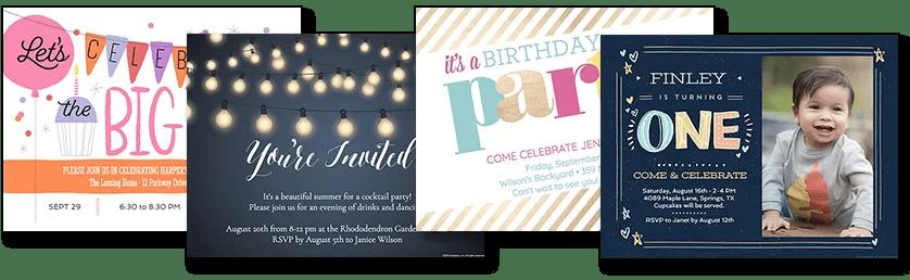 Online Invitation Maker