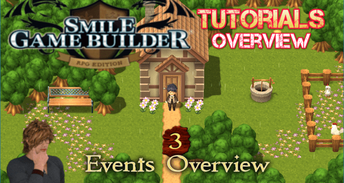 SGB Tutorial #3 - Events Overview