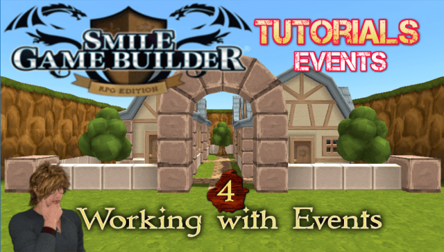 SGB Tutorial #4 - Working with Events