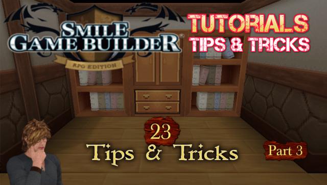SGB Tutorial #23 - Tips & Tricks - Part 3