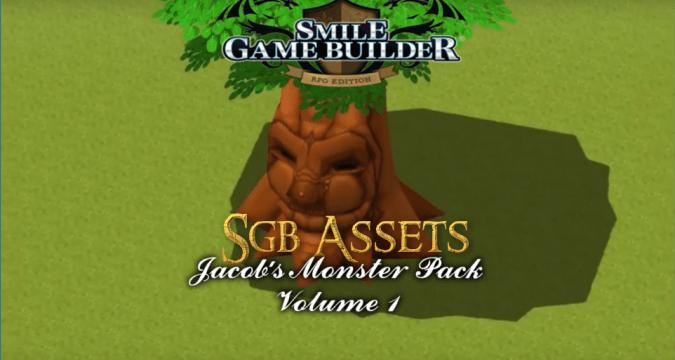 Jacob's Monster Pack Vol. 1