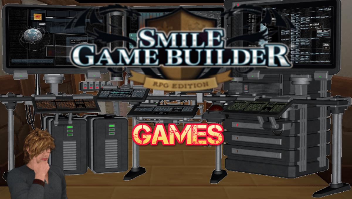 Smile Game Builder Games