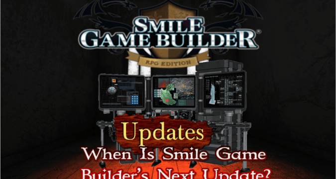 When Is Smile Game Builder's Next Update?