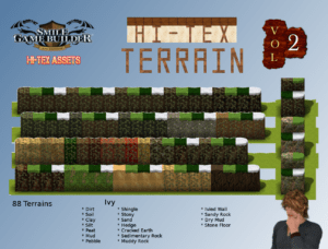 Hi-Tex Terrain Vol. 2
